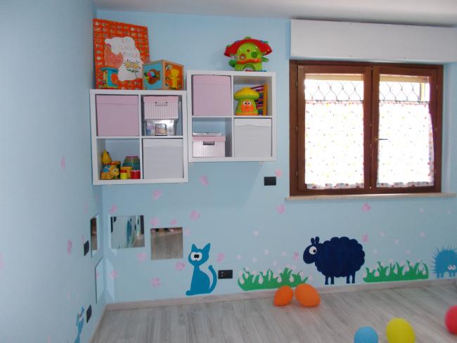 La stanza dei giochi